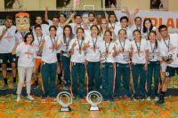 CONADEIP ya tiene campeones de voleibol: los Aztecas de la UDLAP