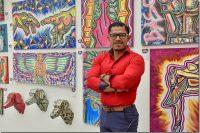 Egresado UDLAP, embajador del arte poblano en el mundo