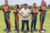 Aztecas UDLAP obtienen cuatro medallas en la Universiada Nacional