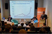 Analizan en la UDLAP temas sobre amenazas transnacionales