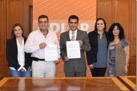 UDLAP y el Instituto Keystone firman convenio