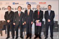 UDLAP presenta estudio sobre evasión fiscal: IVA e ISR