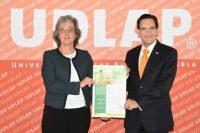 """UDLAP y BASF presentan premio """"Construyendo Soluciones Sustentables"""""""