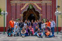 Ex becarios de los Estados Unidos, comparten experiencias con estudiantes del PLJI UDLAP