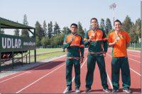 Aztecas UDLAP compiten por la gloria olímpica nacional