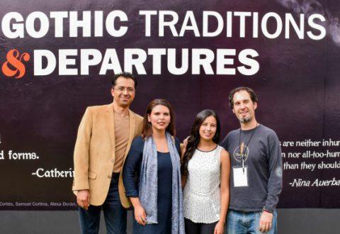 Gothic Traditions and Departures tiene lugar en la UDLAP