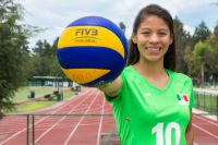 Azteca UDLAP resalta con México en el Grand Prix de voleibol