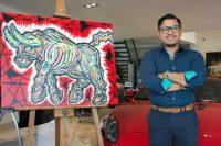 Egresado UDLAP, nominado en los Global Art Awards 2017