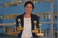 Los Aztecas UDLAP multi premiados por su Excelencia Deportiva
