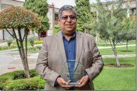Académico UDLAP recibe reconocimiento del CICEPAC