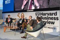 Rector de la UDLAP participó en el Harvard Business Review Summit Mexico