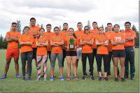 Sorprendieron los Aztecas de atletismo en San Luis Potosí