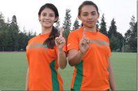 1-2-3 en el Campeonato Municipal de Atletismo, Aztecas UDLAP
