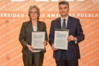 UDLAP y PWO de México signaron convenio de colaboración