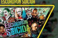 Suicide Squad- Cineclub UDLAP