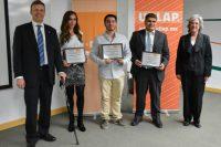 UDLAP y BASF entregan el Premio Construyendo Soluciones Sustentables BASF-UDLAP 2017