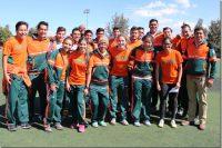 Atletismo Azteca arrasó en el Festival navideño