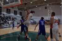 Primordial arrancar con un triunfo en la Liga ABE, Aztecas de baloncesto