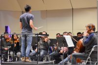 Quinto curso en dirección orquestal UDLAP