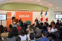La UDLAP y el IHEDN dialogan sobre seguridad y defensa nacional