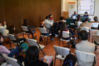 """UDLAP presenta libro: """"Con el Sol de México en la voz"""" de Enid Negrete"""