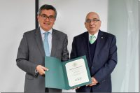 UDLAP recibe la visita del embajador de Perú