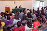 El reconocido escritor Antonio Ortuño visita la UDLAP