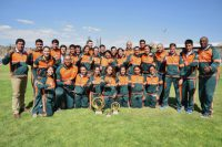 ¡Aztecas, campeones y subcampeonas de atletismo!