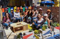 Estudiantes UDLAP intervienen el espacio urbano
