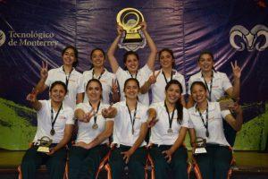 ¡Otro campeonato y los que faltan!: Aztecas UDLAP