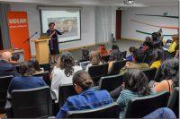 UDLAP recibe a embajadora de Irlanda para hablar sobre temas de la Unión Europea
