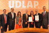 UDLAP y Santander Universidades signan convenio