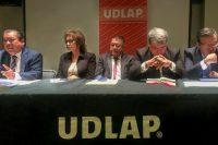 """Presentan en UDLAP el libro """"Nuevo sistema nacional anticorrupción"""""""