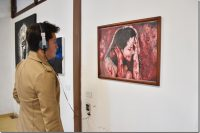 Remansos: una exposición colectiva de pintura a cargo de estudiantes UDLAP
