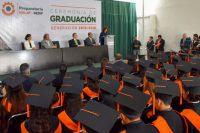 Celebran graduación de la segunda generación de la preparatoria UDLAP – SEDIF