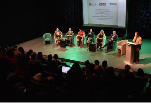 UDLAP y University of Bristol comparten experiencias educativas
