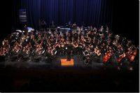 El 3er. Encuentro de Bandas Sinfónicas UDLAP y Óscar Navarro presentaron tres conciertos en el país
