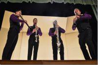 La UDLAP sede de la primera presentación en América, del cuarteto español Barcelona Clarinet Players