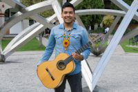 Estudiante de Música de la UDLAP participa en encuentro internacional de guitarra en Panamá