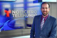Egresado UDLAP corresponsal de Telemundo en Washington