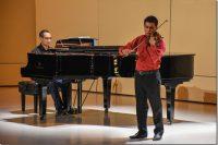 UDLAP arranca actividades culturales con concierto de violín