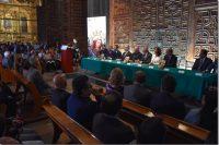 Editorial UDLAP presenta libro Los vitrales de la Iglesia Basílica Catedral de Puebla