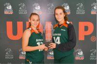 Ganar la Copa Halcón fue el inicio solamente: Tribu Verde de baloncesto