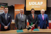 UDLAP y CANIRAC signan convenio