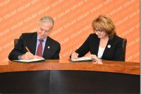 UDLAP y Tribunal de Justicia Administrativa del Estado de Puebla firman convenio de colaboración