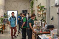 La UDLAP presente en PaperWorks, Feria del Libro de Arte, en la capital de la cultura