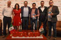 Con la presentación de un libro, la visita de la Brigada de Rescate Topos Tlaltelolco y un minuto de silencio, la UDLAP rinde homenaje a víctimas del 19-S