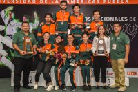 Espectacular Campeonato Nacional de Taekwondo de los Aztecas UDLAP