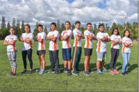 A dos vueltas de terminar el semestre; atletismo Azteca