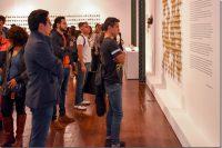 Capilla del Arte UDLAP inauguró De la Materia a la Idea, una mirada retrospectiva del artista Roberto Rugerio Guerrero